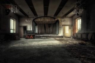 the last dance belongs to me