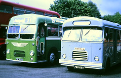 Slide 094-56 (Steve Guess) Tags: southsea rally portsmouth hampshire england gb uk spectacular southern vectis bristol mw ecw morris