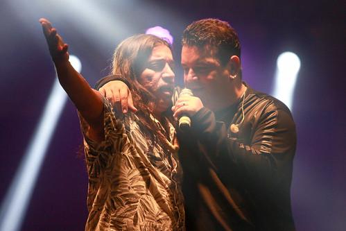 Ed Carlos e André Rio