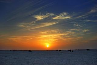 Sundown on salt