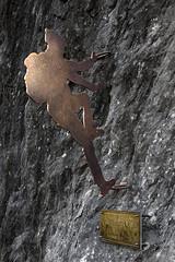 """Auffi muass i"" (Tyrolian) (Bergfex_Tirol) Tags: stafflacherwand stjodok brenner bergfex österreich oesterreich austria tirol tyrol nordtirol northtyrol alpen alps alpes alpinism klettersteig viaferrata fixedroperoute felswand cliff fels rock sport sports bergsport mountaineering klettern climbing abenteuer adventure herausforderung challenge"