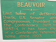 Beauvoir (djpalmer1953) Tags: signboards beauvoir historichomes biloxi mississippi