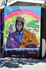 Spread Love It's the Brooklyn Way Biggie (thoth1618) Tags: ny nyc newyork newyorkcity brooklyn art artwork graffiti sacsix spreadloveitsthebrooklynway spread love its way thenotoriousbig notoriousbig biggie biggiesmalls photooftheday