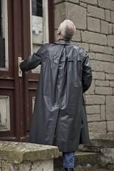 (klep-o-holic) Tags: kleppermantel klepper raincoat regenmantel gummimantel