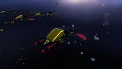 Interceptor (Sastrei87) Tags: lego homeworld brickspace blender marmosettoolbag