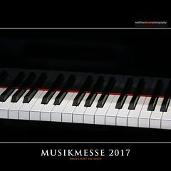 MUSIKMESSE 2017 (Matthias Besant) Tags: musikmesse musikmessefrankfurt frankfurtermusikmesse musikinstrument instrument detail musik music messe 2017 piano klavier tastatur tasten flügel