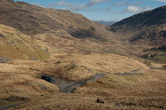 Winding Wrynose (berik) Tags: roads driving bmw lakedistrict hardknottpass wrynosepass england touring twinpower diesel xdrive f31