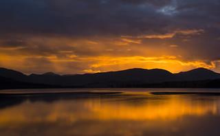 Loch Tulla  Sunset ~ Glencoe  Scotland ~ Explored