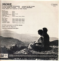 6 - Pink Floyd - More - Original Soundtrack -D - 1969- (Affendaddy) Tags: vinylalbums pinkfloyd more originalsoundtrack emi electrola columbia 1c06204096 germany 1969 ukprogrock collectionklaushiltscher