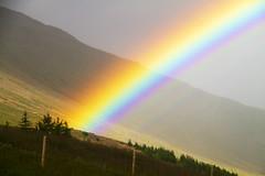 For Grandma (Matt Champlin) Tags: rip grandma forgrandma estherchamplin rainbow hope love tranquility peace peaceful iceland amazing colorful canon 2016