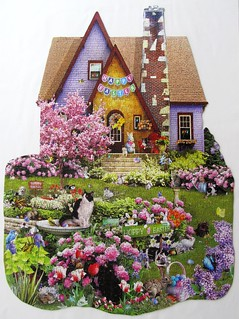 Easter on the Lawn (Lori Schory)