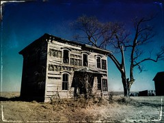 a long time forgotten...(on the road to kansas house) (Aces & Eights Photography) Tags: abandoned abandonment decay ruraldecay oldhouse abandonedhouse