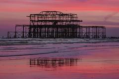 20170313-_MG_4978 (chrischampion2) Tags: brighton sea seaside beach pier palacepier westpier britishairwaysi360 horsecarousel fairgroundride carousel