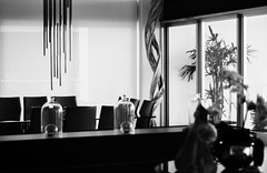 Good Vibes (F051) Tags: interior design interiordesign black white bnw house layout architecture luxury fashion lifestyle dinning room good vibes goodlooking modern style home nikon nikkor 50mm f18 af d100
