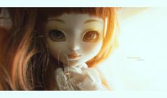 Did we miss the morning? (♥ Gabbie) Tags: pullip paja regeneration pajaregen fashion doll junplanning groove jun planning rewigged rechipped obitsu 27cm morning sun boudoir pullips