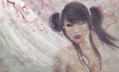 Petite soeur ♥ (Petite Chouky) Tags: rosemyla petite rose sl mesh second life barbara head gaeg