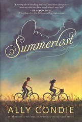 Summerlost (Vernon Barford School Library) Tags: allycondie ally condie death dying dead deaths grief grieving loss friendship friends realisticfiction realistic theatre theater shakespeare shakespearian tragedy tragedies summerlost vernon barford library libraries new recent book books read reading reads junior high middle school vernonbarford fiction fictional novel novels hardcover hard cover hardcovers covers bookcover bookcovers 9780399187193