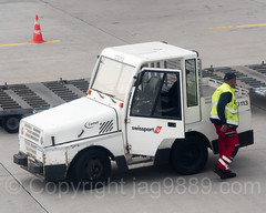 Swissport Baggage Cart, Zurich International Airport, Switzerland (jag9889) Tags: cantonzurich 20170404 zurich swissport baggage airplane car switzerland luggage zurichairport cart europe swissairlines kloten 2017 aircraft airport auto automobile ch cantonofzurich flughafen helvetia kantonzürich lszh outdoor swiss schweiz suisse suiza suizra svizzera swissinternationalairlines swissair transportation vehicle zh zrh zürich jag9889 rümlang