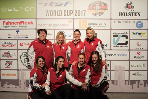 Team Switzerland Women