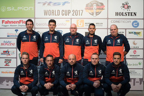 Team Netherlands Men D1 Jacket