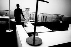 HANOI / STREETTOGS (Eric Seneca Kim) Tags: streettogs hanoi street photography black white roof bar top
