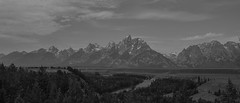 River's Bend B&W (CD_MT) Tags: 2470mmf28 bw blackwhite bluesky clouds cloudy d4 flickr grandtetonnationalpark grandtetons iconic mountainpeaks mountainrange nikkor nikon nikond4 rugged skyline moose wyoming unitedstates