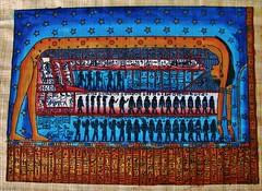 Papiro de Nut (Luis Bermejo Espin) Tags: luisbermejoespín egipto egiptología africa egiptólogos egypt papiros faraones faraón antiguoegipto antiguascivilizaciones culturasantiguas culturaegipcia momias pirámides arqueología arqueólogos excavacionesarqueológicas tumbas travel