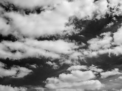 Clouds (blackwoodse6) Tags: clouds sky infrared canong10 canon blackandwhite infraredphotography blackandwhiteinfrared