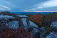 Blue Boulders (Ken Krach Photography) Tags: westvirginia dollysods spruceknobsenecarocksnationalrecreationarea