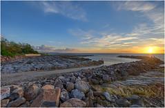 Dry season (autumn-winter) sunset in the North Australian tropics (geoff.whalan) Tags: yourbestoftoday