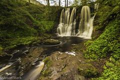 Ess-Na-Crub Waterfall (RattySV) Tags: nikon nikond7200 coantrim northernireland glensofantrim landscape leefilters leelittlestopper longexposure sigma1020mmf456 glenariffforestpark waterfall