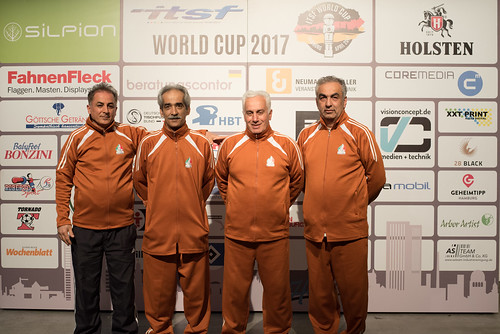 Team Iran Seniors