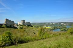 Haute Normandie France ( photopade (Nikonist)) Tags: château châteaugaillard laseine lesandelys normandie hautenormandie nature paysage nikon nikon16853556dxvr nikond7100 affinityphoto apple imac
