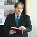 Dr. Vejkey Imre, a Kereszténydemokrata Néppárt frakcióvezető-helyettese, a mentelmi bizottság elnöke, a Magyar Parlamenti Imareggeli alapítója és vezetője