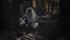 υηsтσρραвℓε (Şωєєтγ) Tags: reveobscure blonde dangerous fight dark maitreya secondlife ninja katana