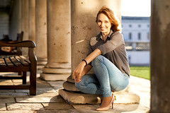 Greenwich sunset (sombressoul) Tags: sunset sunlight naturallight ambientlight shadows contrast greenwich london spring dusk people portrait bokeh portraitphotography posing expression storytelling sony sonyalpha sonya6000 sonyimages sonyzeiss zeiss carlzeiss