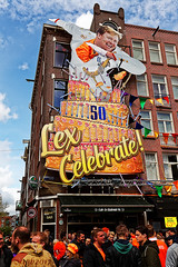 Amsterdam (alamsterdam) Tags: amsterdam jordaan barkingfishkingwillem anniversary
