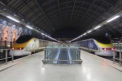 3202 3015 (matty10120) Tags: class 373 eurostar old railway rail train transport e300 tmrs london st pancras international unrefurbished unrefurb
