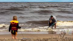 Photodepatricklevesque_I7D_0205-2.jpg (patrick_levesque) Tags: boogieboard famillelevesque lacsaintjean plage vagues