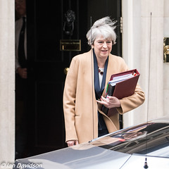 UK Cabinet meeting - Downing Street (Ian Davidson photographer Protected by PIXSY www.p) Tags: 10downingstreet cabinetmeeting dwoningstreet governement governmentministers secretaryofstate politics polticial theresa may prime minister