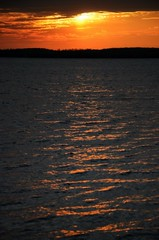 Bobcaygeon Sunset (Christian Stepien.com) Tags: stepien canada kawartha d5100 christian nikon lake sunset ontario color sturgeonlake colour nature spring cottage 2017 country