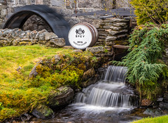 Speyside Distillery (Barry Folan) Tags: whisky distillery scotch speyside spey whiskyriver tromie pentaxart pentax50mm niftyfifty 50mm scotland highlands