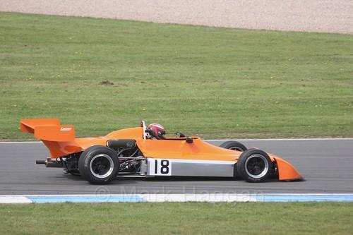 HSCC Historic FIA F2 Series racing at the Donington Historic Festival 2017
