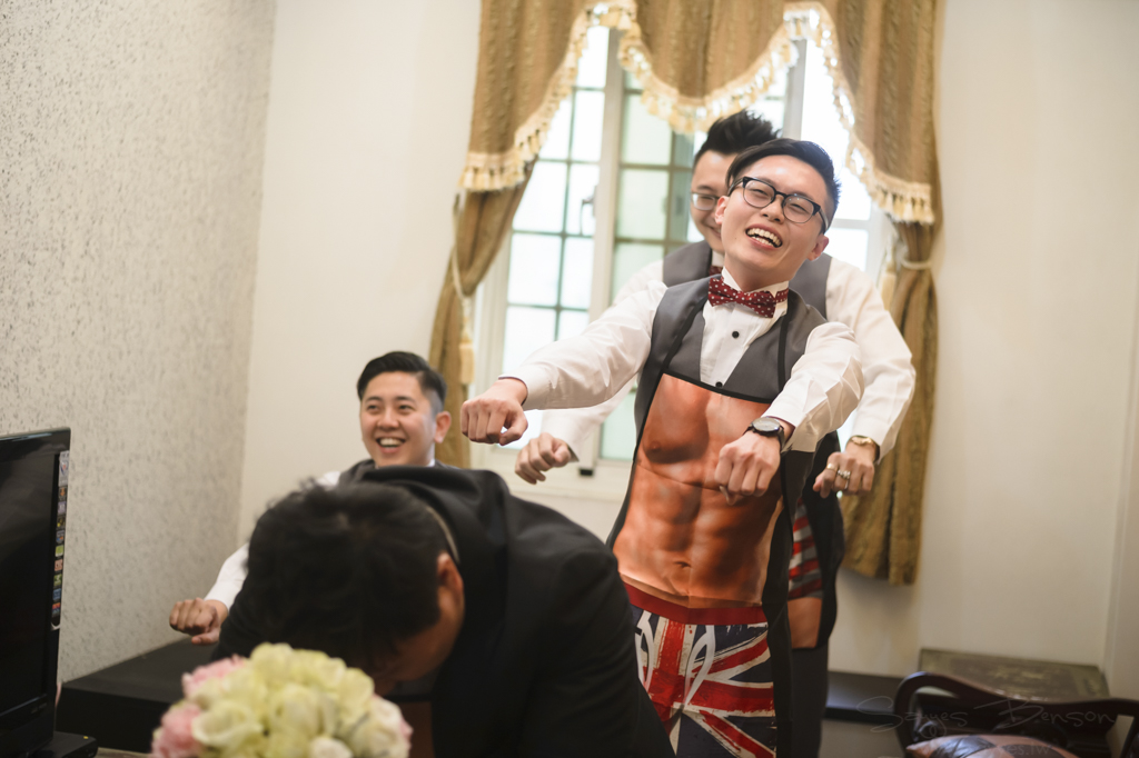 SAYYES婚攝-新莊典華盛典廳