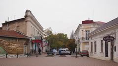 Feodosia. November 2016 (nikolasrybin) Tags: russia traveling olympus pen epl3 november 2016 fall urban street crimea