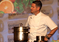 Chef Colin McGurran at Nigel Haworth's Fantastic Food Show - 7 (Tony Worrall Foto) Tags: show uk england food man celebrity cooking make festival fun demo northwest north restaurants tasty eaten blackburn event chef taste venue celeb nigel michelin reviews eatingout foodie asl chefs haworth lancs foodphotography taster celebritychefs 2013tonyworrall