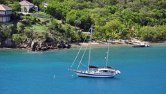 St Thomas bay (Eric Holmes) Tags: ocean cruise sea islands caribbean