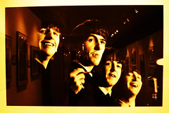The Beatles Experience (Nataly Olaya) Tags: colombia bogot thebeatles cuadro galera thebeatlesexperience