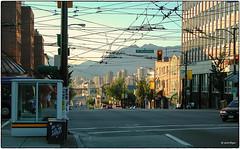 Vancouver B.C., Canada - W. Broadway/Granville Street (2002) (John Riper) Tags: 2002 canada vancouver john nikon bc granville broadway columbia hwy 99 british johnr vancouve e880 riper rjohnriper