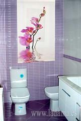 "Estor enrollable fotográfico para baño - estampación digital • <a style=""font-size:0.8em;"" href=""http://www.flickr.com/photos/67662386@N08/9191889997/"" target=""_blank"">View on Flickr</a>"